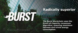 Burstcoin (BURST) – взрыв в криптовалютном мире
